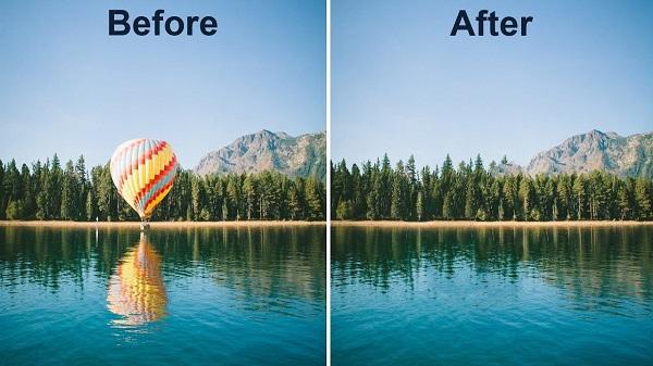 Xóa vật thể trong Photoshop không khó như bạn nghĩ