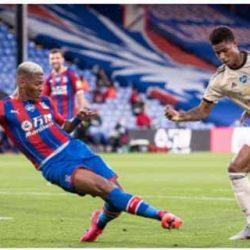 MU đã giành chiến thắng 2-0 trước đội Crystal Palace
