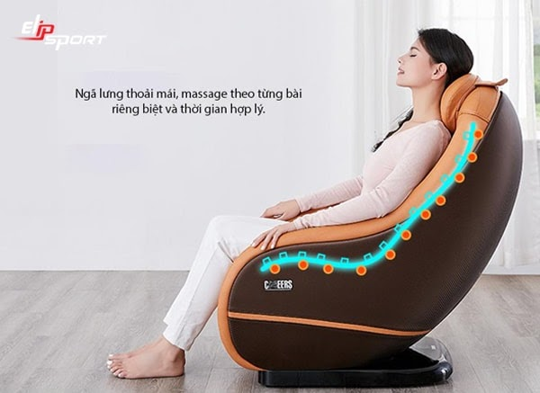 Ghế massage M8090