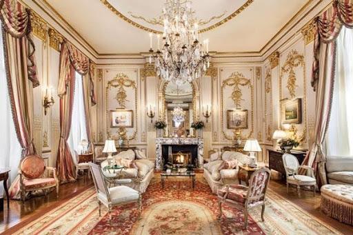 Thiết kế nhà biệt thự lộng lẫy, xa hoa với phong cách cổ điển