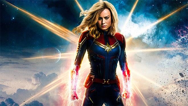 Đây là bộ phim siêu anh hùng Marvel đầu tiên có nhân vật chính là nữ giới