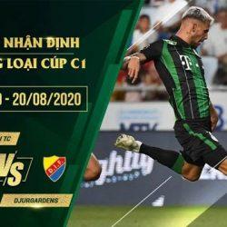 Soi kèo ngày 20/8 trận giữa Ferencvarosi TC vs Djurgardens