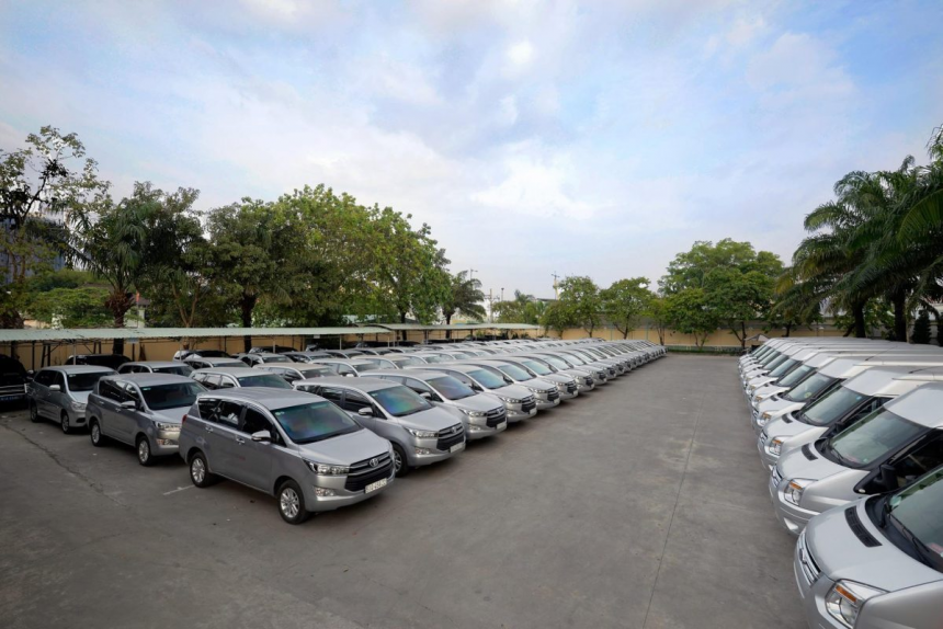 Thuê xe tháng tại Ezbook với nhiều ưu điểm nổi bật