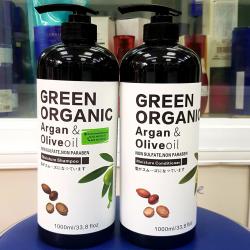 Green Organic dầu gội thảo dược cao cấp đến từ đất nước Nhật Bản