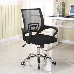 Ghế xoay văn phòng lưng thấp